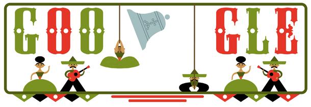 doodle independencia de méxico