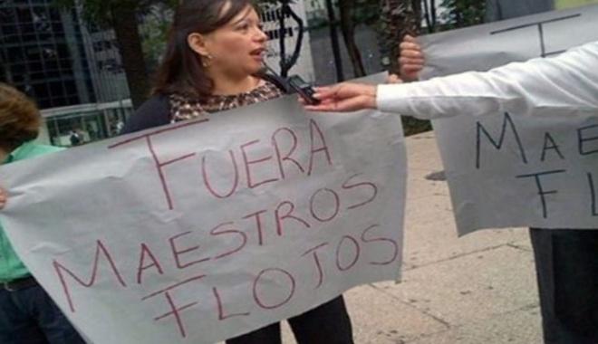 Protesta de la protesta