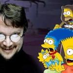 Los simpsons y Guillermo del Toro