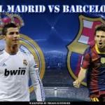 En vivo Barcelona vs Real Madrid liga española.