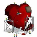 La ciencia de un corazón roto... se siente feo!