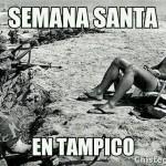 Semana Santa en Tampico