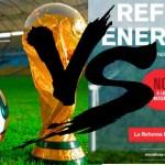 el mundial y la reforma energética mano a mano